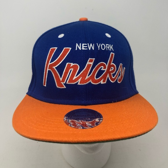 a5601629 Mitchell & Ness Accessories | New York Knicks Snapback | Poshmark